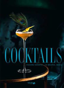 Cocktails Maxime Hoerth