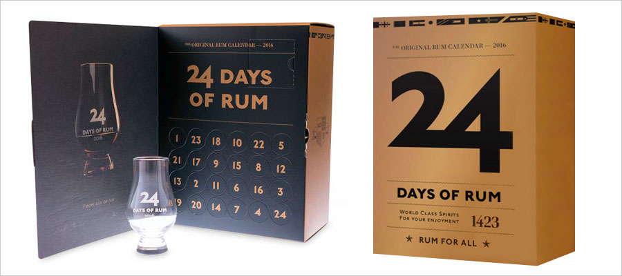 Rum Advent Calendar – a gift idea for the rum lover in your life