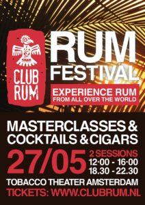 Rum club amsterdam