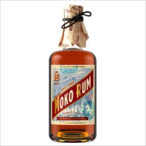 Moko Rum 15 ans